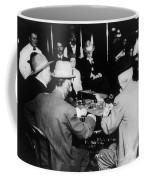 Reno Gambling, 1910 Coffee Mug