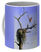 Repairing The Nest Coffee Mug