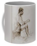 Repose Coffee Mug by Derrick Higgins