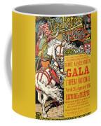 Reproduction Of A Poster Advertising The Fetes De Paris Coffee Mug