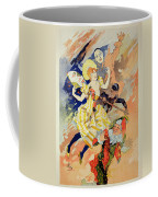 Reproduction Of A Poster Coffee Mug