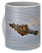 Reptile Reflection Coffee Mug