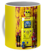 Rescue Robot Coffee Mug