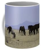 Reservation Horses 4 Coffee Mug