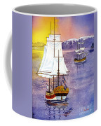 Resolution In Cook Inlet Coffee Mug