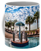 Resort Pool Coffee Mug
