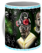 Respect The Chemistry Coffee Mug