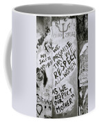 Respect Women Graffiti Coffee Mug