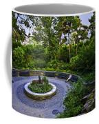 Respite - Carl Schurz Park 2 - Manhattan - New York Coffee Mug