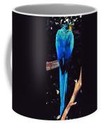 Resplendant Quetzal Of Costa Rica Coffee Mug