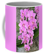 Resplendent Orchid Coffee Mug