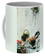 Rest From Garden Chores Coffee Mug