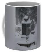 Rest In Winter Peace Coffee Mug