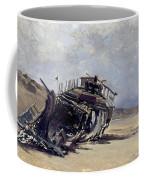 Rest Of A Shipwreck Coffee Mug