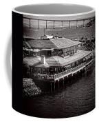 Restaurant On The Bay Coffee Mug
