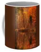 Restes D'automne Coffee Mug by Aimelle