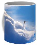 Resting Angel 2 Coffee Mug