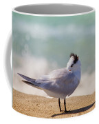 Resting At The Beach Coffee Mug
