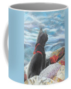 Resting By The Shore Coffee Mug