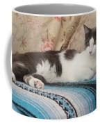 Resting Cat Coffee Mug