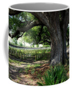 Resting In The Shade Coffee Mug by Beth Vincent