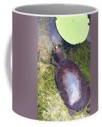 Resting On Weeds Coffee Mug