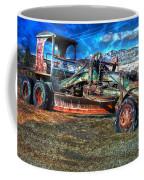 Retired Caterpillar Coffee Mug