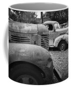 Retired Dodge Trucks Coffee Mug