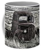 Retired Farm Truck Coffee Mug