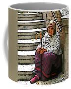 Retired In Greece Coffee Mug