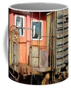 Retired Railroad Coffee Mug