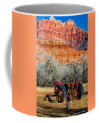 Retired With A View Coffee Mug