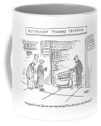 'retirement Training Program' Very Good Coffee Mug