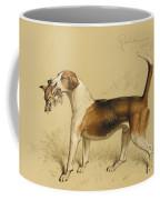 Retribution Coffee Mug by Basil J Nightingale