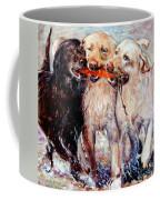 Retrieving Fools Coffee Mug