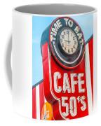 Retro Cafe Coffee Mug