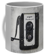 Retro Camera Coffee Mug