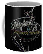 Retro Collection Drive-in Theaters Coffee Mug