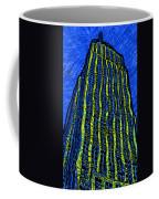 Retro Empire State Building Coffee Mug