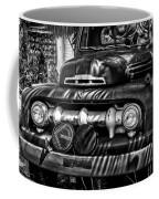 Retro Fire Engine Coffee Mug