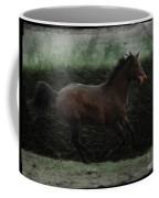 Retro Horse Coffee Mug