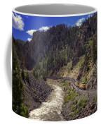 Retro Coffee Mug by Joan Carroll
