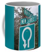 Sign Post Coffee Mug
