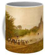 Returning From Pasture 4 Coffee Mug