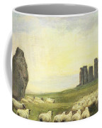 Returning Home     Stonehenge Coffee Mug