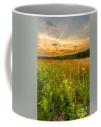 Retzer Wildflower Sunset Coffee Mug