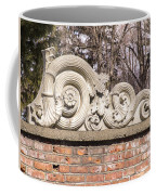 Reused Architectural Salvage Coffee Mug