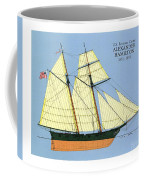 Revenue Cutter Alexander Hamilton Coffee Mug