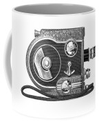 Revere 8 Movie Camera Coffee Mug