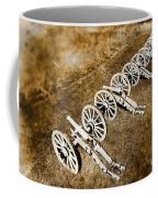 Revolutionary War Cannons Coffee Mug